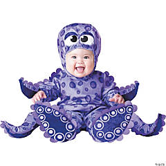 Tiny Tentacles Infant Kid's Costume