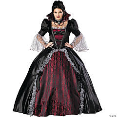 Vampiress Of Versailles Plus Size Adult Women's Costume