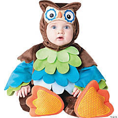What A Hoot Kid's Owl Costume