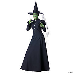 Wicked Witch Deluxe Adult Women's Costume
