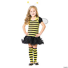Bee Girl's Costume