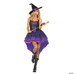 Broomstick Babe Adult Women's Costume