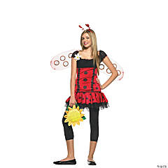 Daisy Bug Teen Girl's Costume