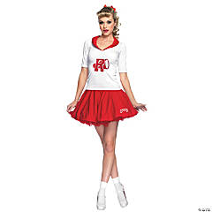 Grease Rydell High Cheerleader Costume for Women