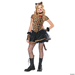 Wildcat Jr. Girl's Costume