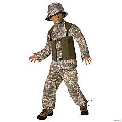 Delta Force Boy's Costume
