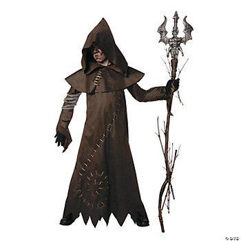 Evil Warlock Medium Boy's Costume