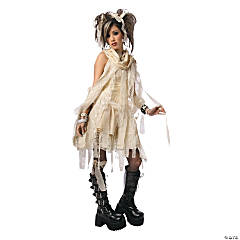 Gothic Mummy Adult Women's Costume