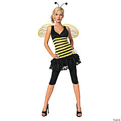 Sweet As Honey Adult Women's Costume