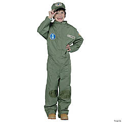 Air Force Kid's Costume