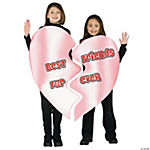 Be Friends Forever Girl's Costume
