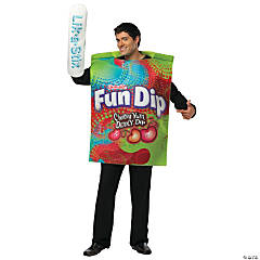 Fun Dip Adult Men's Costume