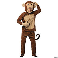 Monkeying Around Adult Men's Costume