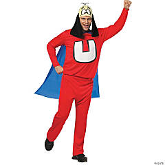 Adult Man's Underdog Costume