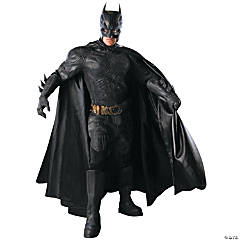 Batman Latex Suit Adult Men's Costume