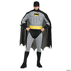 Batman Muscle Chest Adult Men's Costume