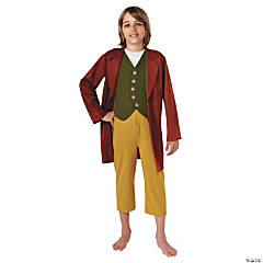 The Lord of the Rings Bilbo Baggins Boy's Costume