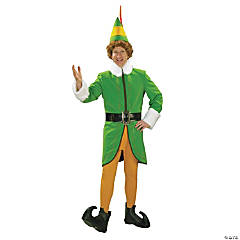 Buddy The Elf Deluxe Costume for Men