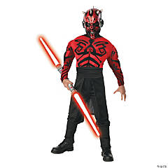 Darth Maul Muscle Star Wars Costume For Men