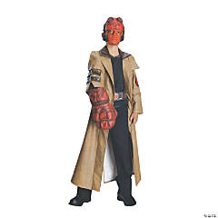 Boy's Deluxe Hellboy Costume