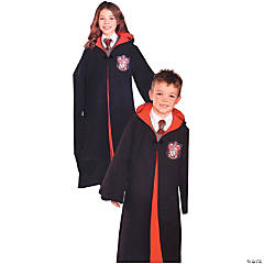 Gryffindor Robe Kid's Costume