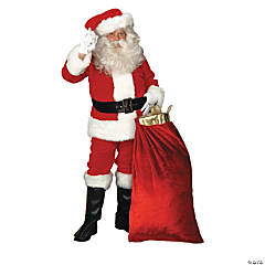Imperial Santa Suit Adult Men's Costume