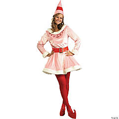 Jovie Elf One Size Adult Women's Costume