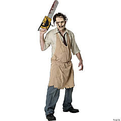 Leatherface Adult Men's Costume