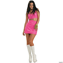 Molly Go Brightly 60s Women's Costume