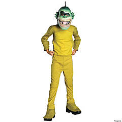 Monster Vs Aliens Missing Link Costume for Boys