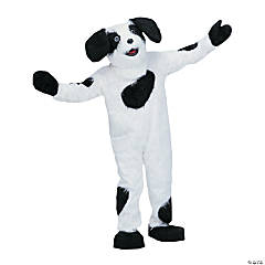 Sheep Dog Mascot Complete Adult Costume