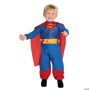 Superman Toddler Boy's Costume