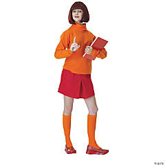 Velma Standard Adult Women's Costume