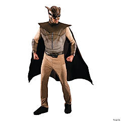 Adult Man's Muscle Watchmen Night Owl Costume