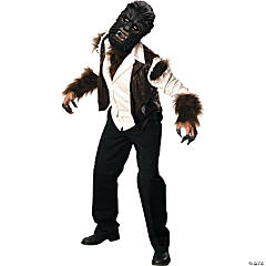Wolfman Deluxe Adult Men's Costume