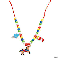 """Over The Top"" Necklace Craft Kit"