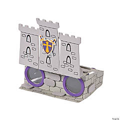 """Mighty Kingdom"" Binoculars Craft Kit"