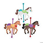 Carousel Horse Craft Kit