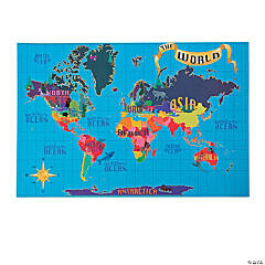 Global Map Sticker Scenes