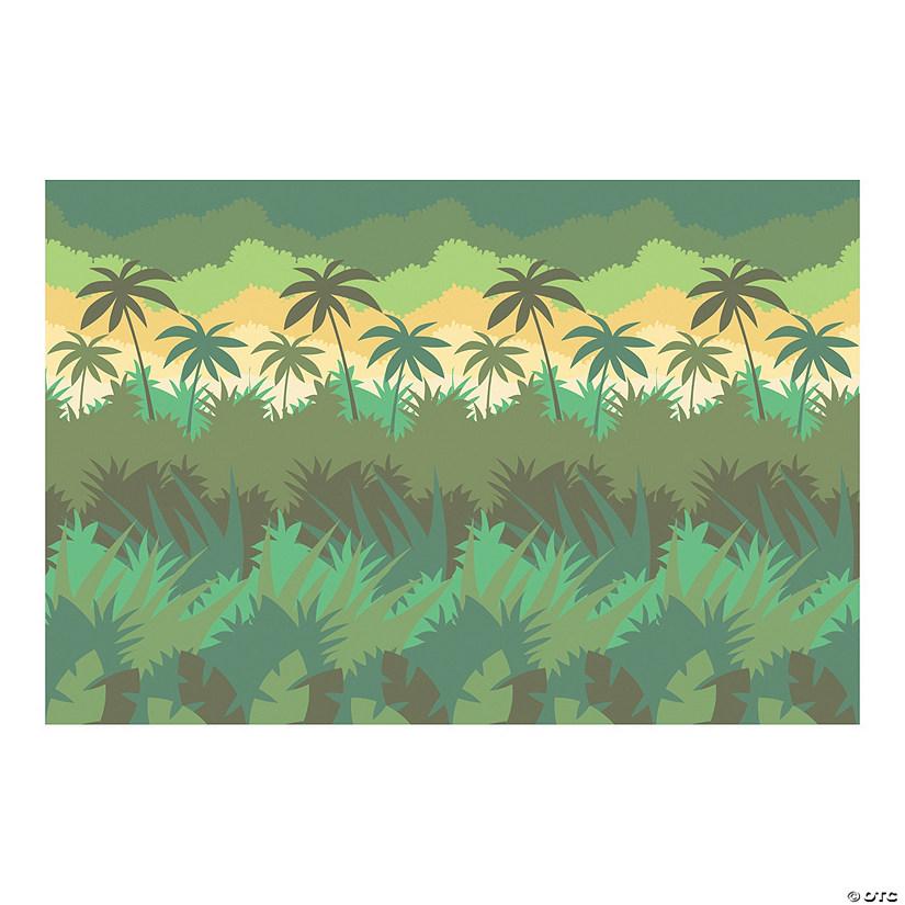 Jungle Safari Vbs: Design-A-Room Safari Backdrop