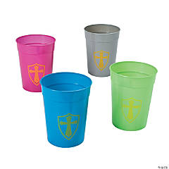 """Mighty Kingdom"" Cups"