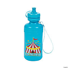 """Over The Top"" VBS Water Bottles"