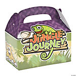 """Jungle Journey"" Treat Boxes"