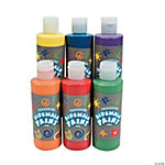 Primary Sidewalk Paint Bottles