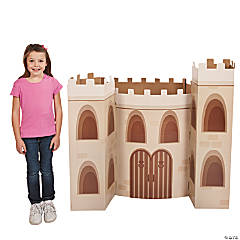Castle Tower 3D Stand-Up