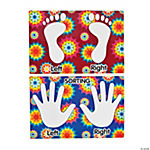 Left/Right Hand & Feet Mats