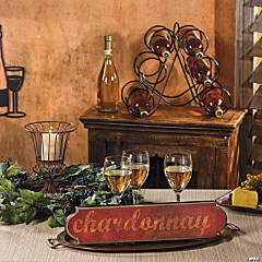 Wine Lover's Décor