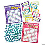 Compound Word Bingo Game