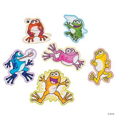 Frog Bulletin Board Cutouts