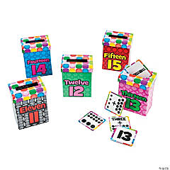 Number Sense Sorting Boxes 11 - 15